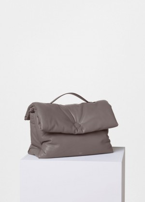 Celine Grey Cartable Pillow Replica Bag