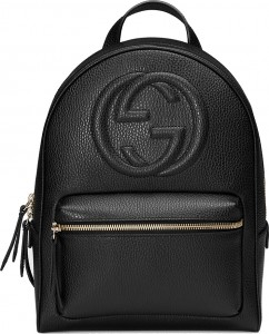 Gucci-Soho-Leather-Backpack