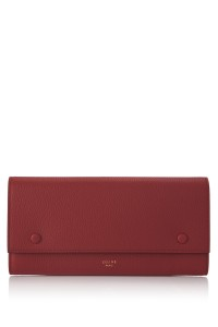 Celine-Large-Multifunction-Flap-Wallet