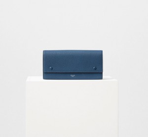 Celine-Large-Multifunction-Flap-Wallet3