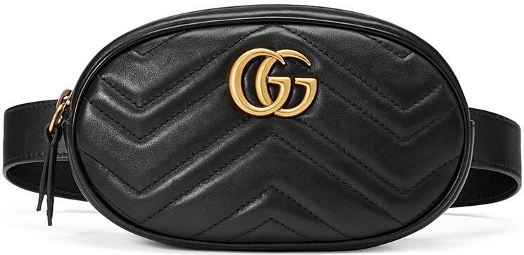 6fb6e1ee6260 Benefits Of Buying Gucci GG Marmont Belt Bag Online Safe Replica Bags