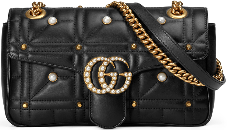 a9b6d41f263a Who Makes The Best Gucci GG Marmont Pearl Matelasse Bag Franch ...