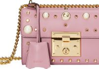 Gucci-Pearl-Studded-Padlock-Bag